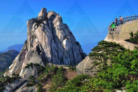 安徽拓展基地:安庆天柱山景区