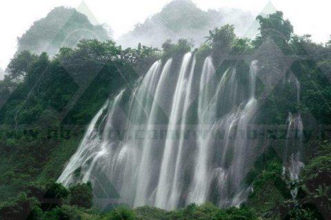 江西拓展基地:庐山石门涧景区