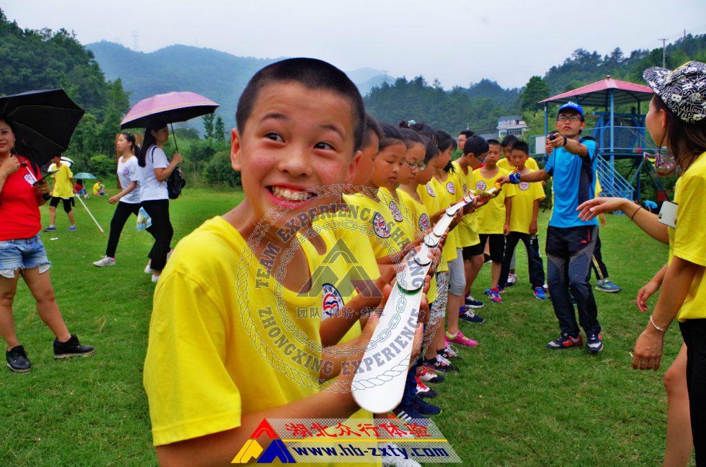 儿童拓展训练为什么备受欢迎