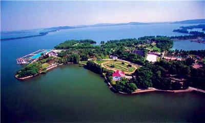 武汉拓展基地_后官湖湿地公园
