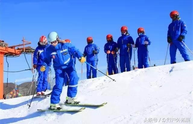 武汉冬季团建拓展温泉滑雪项目