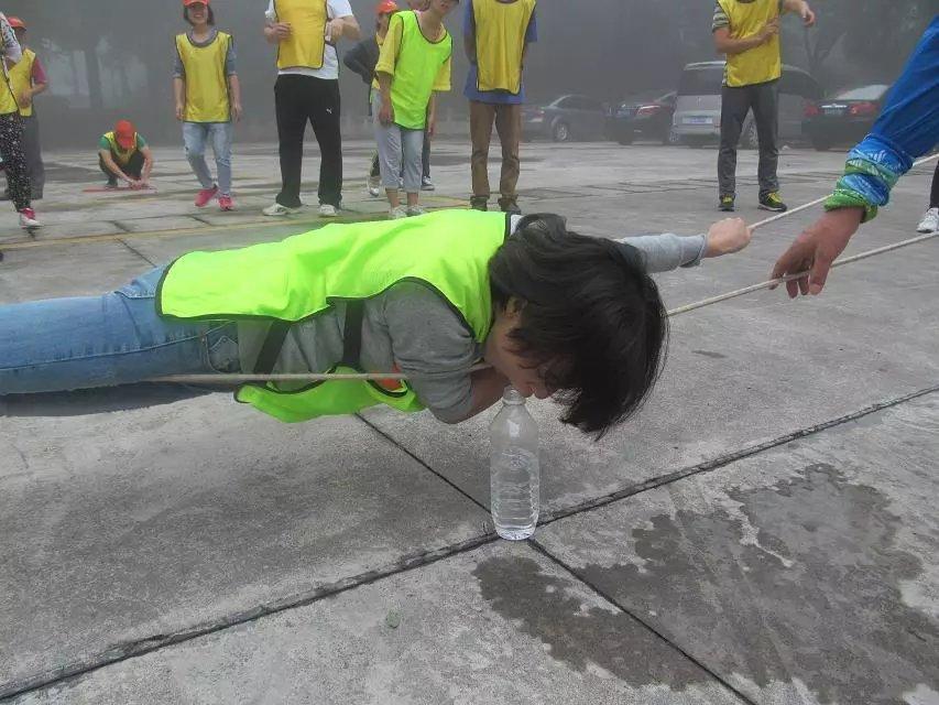拓展项目:雷区取水