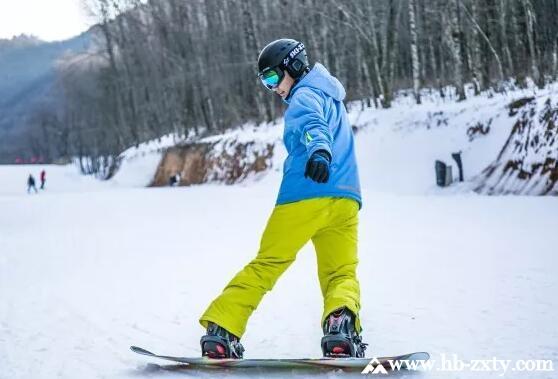 春节后的团建从极致神农架滑雪体验开始