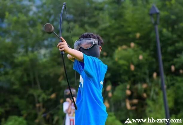 如何带领一场简单的营地拓展活动?