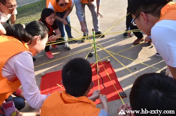 黄石湖北师范大学党员团建拓展培训活动