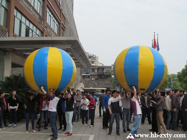 宜昌拓展:某基础公司运动会拓展活动