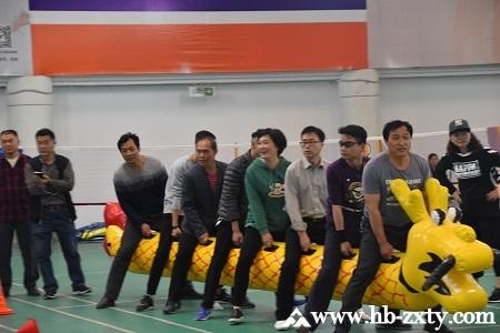 武汉某食品集团职工趣味运动会