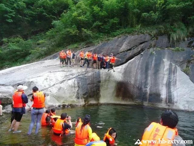 皮划艇、sup桨板、溯溪、跳潭……等你来挑战