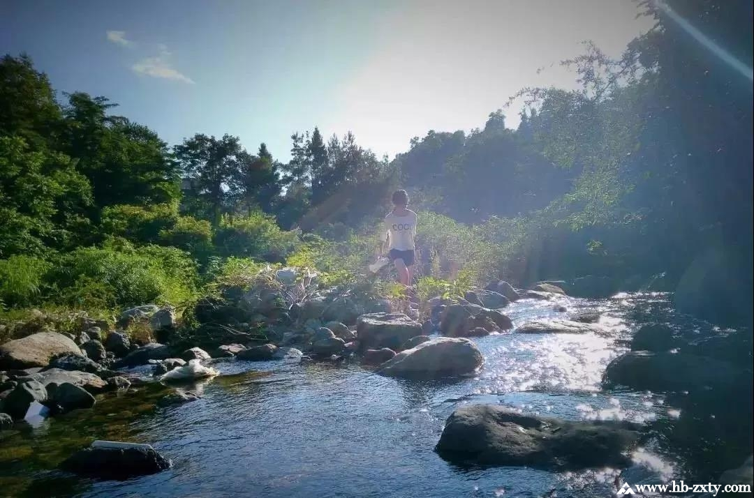 """野趣在户外丨野三峡的奇山秀水,让你不""""醉""""不归"""