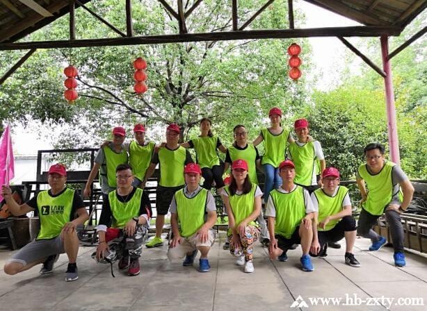 武汉泛海物业公司第三期员工团建拓展活动