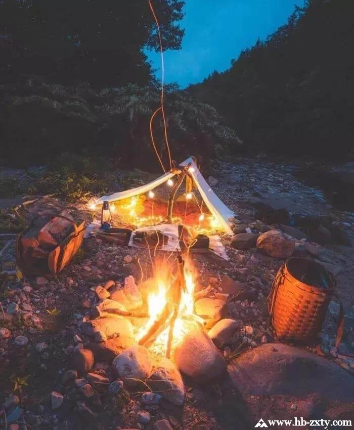 夏季户外拓展,湖北17个夏日露营地等你来撩!