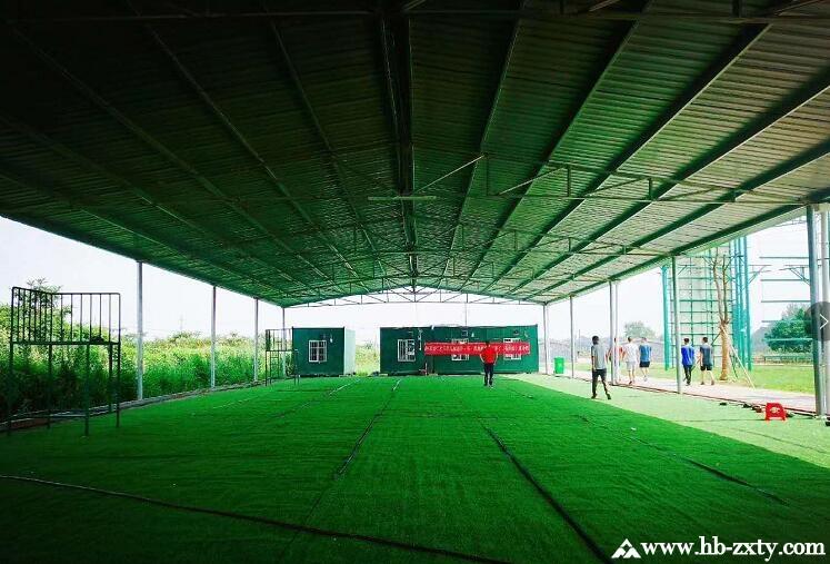 荆门市昕泰生态旅游集群园拓展培训基地