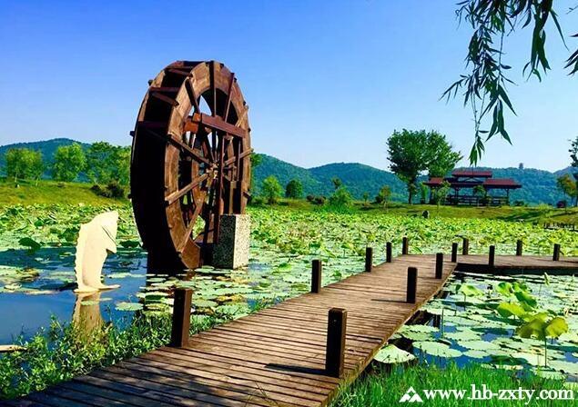 荆州拓展团建基地_松滋洈水拓展基地