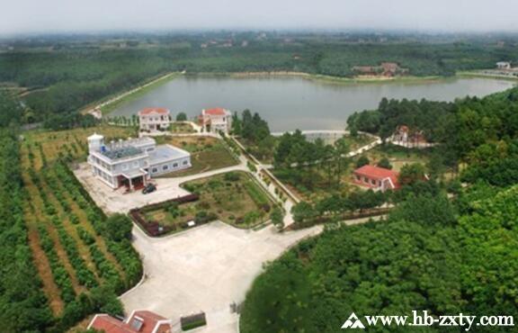 荆州拓展团建基地_紫荆农庄活动基地