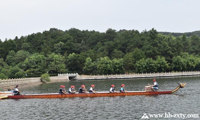 武汉泛海物业公司第六期员工团建拓展