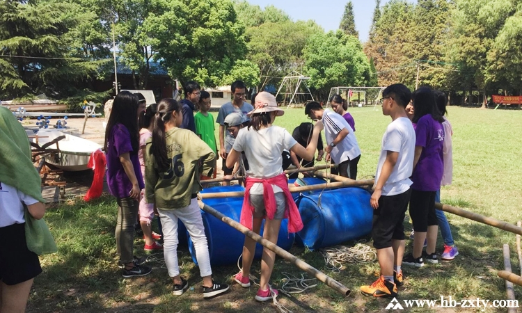夏日团建拓展培训,就是要水水水水水水!