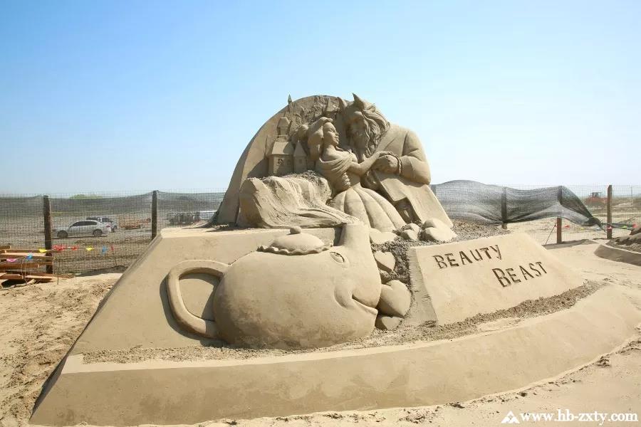 户外拓展||除了海边,这里也有沙雕!