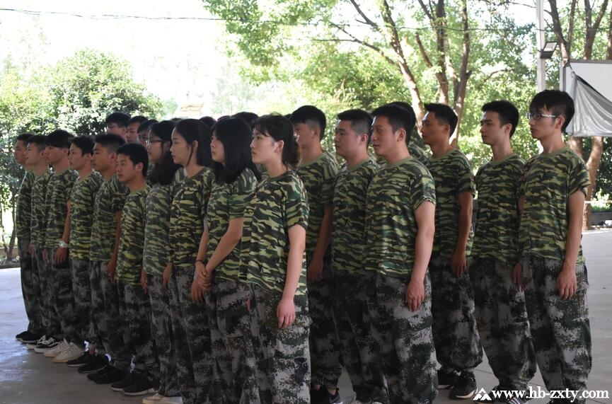 武汉吉家江寓034期新员工入职拓展培训