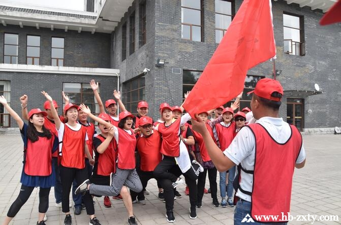 武汉华天园林主题团建拓展第2期