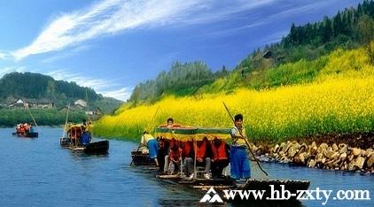 荆门拓展基地:京山天河风景区