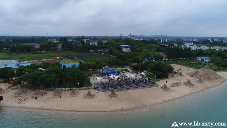荆门拓展基地:阳光沙滩景区