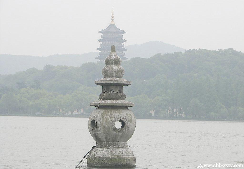 随州拓展基地:三潭风景区