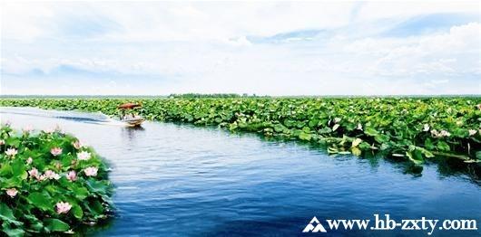 潜江拓展基地:返湾湖风景区