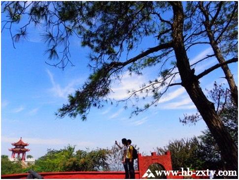黄石拓展基地:西塞山风景区