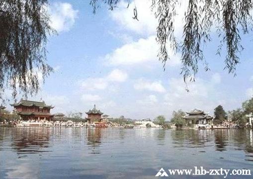 仙桃拓展基地:沔城风景名胜区