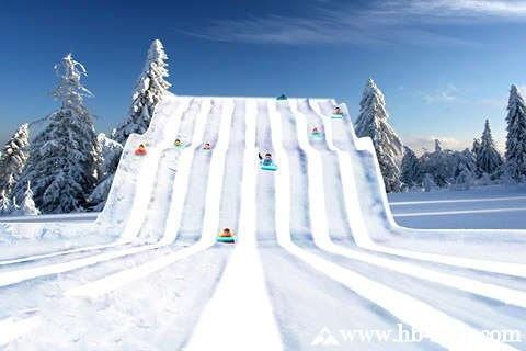 咸宁拓展基地:九宫山滑雪场拓展基地