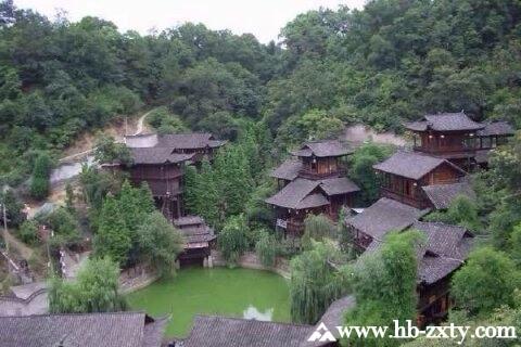 湖南拓展基地:张家界土家风情园