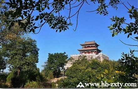陕西拓展基地:延安凤凰山景区