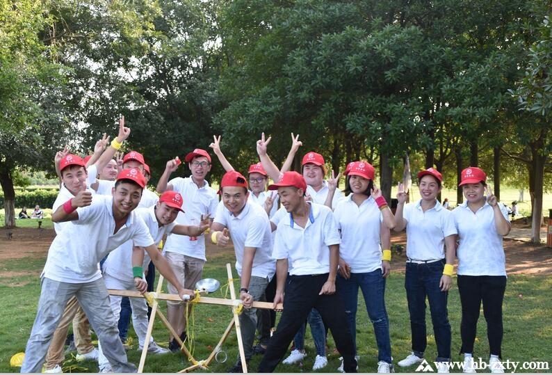 易德龙两天一夜主题团建活动——畅享草原