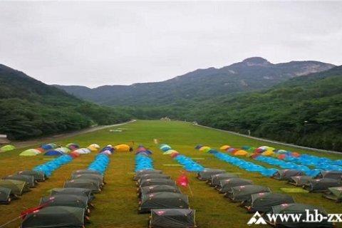 陕西拓展基地:西安翠华山