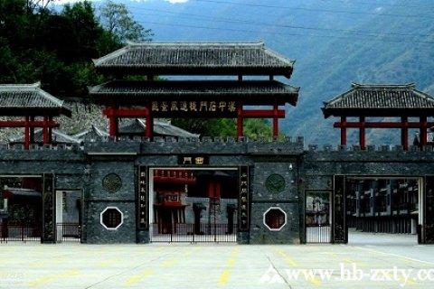 陕西拓展基地:汉中石门栈道玻璃景区
