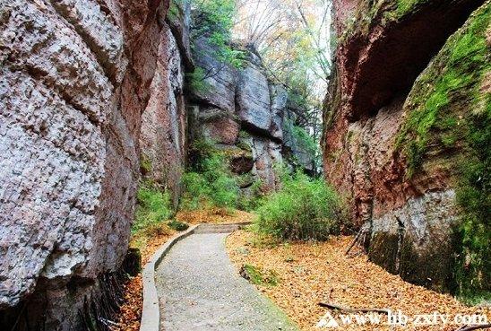 陕西拓展基地:汉中黎坪国家森林公园