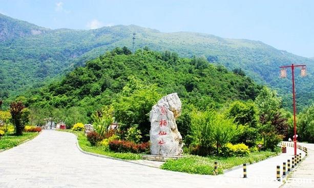 陕西拓展基地:汉中紫柏山风景区