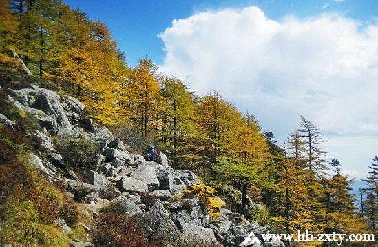 陕西拓展基地:宝鸡太白山国家森林公园