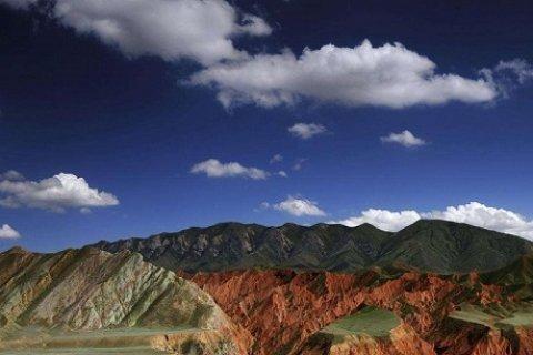 陕西拓展基地:宝鸡红河谷森林公园