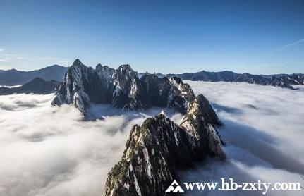 陕西拓展基地:华山风景区
