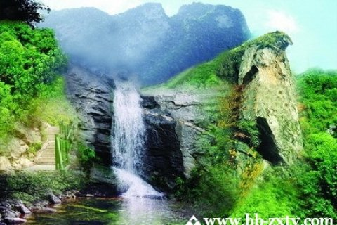 陕西拓展基地:少华山森林公园景区