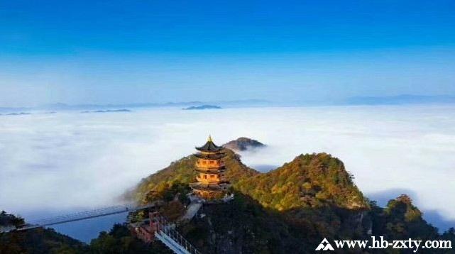 陕西拓展基地:商洛塔云山景区