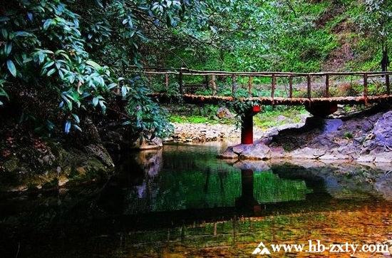 陕西拓展基地:安康中坝大峡谷景区