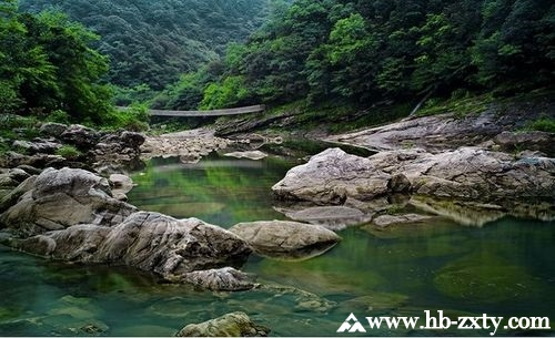 安徽拓展基地:六安燕子河大峡谷