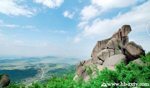 安徽拓展基地:安庆巨石山风景区