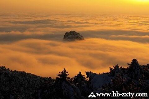 安徽拓展基地:黄山风景区