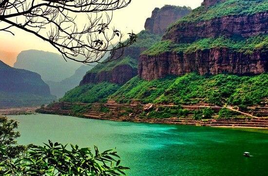 河南拓展基地:太行大峡谷景区