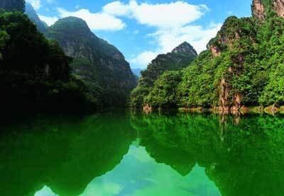 河南拓展基地:云台山风景区