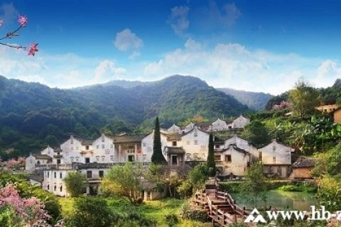 广东拓展基地:梅州桥溪古韵景区