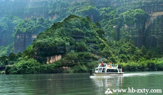广东拓展基地:丹霞山景区